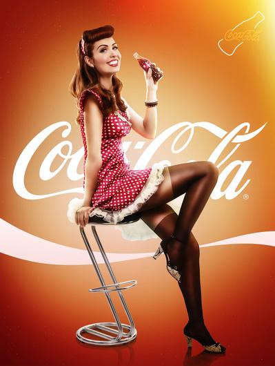 Pin up coke anton semenov on fstoppers - Madame coquette ...