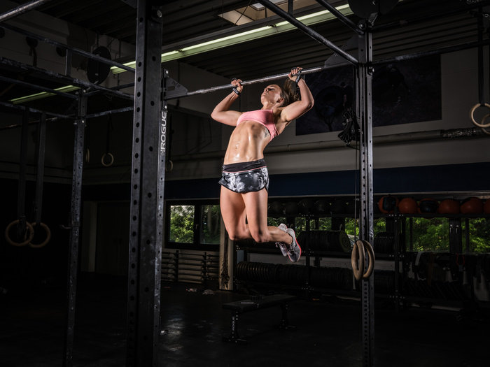 Butterfly PullUp