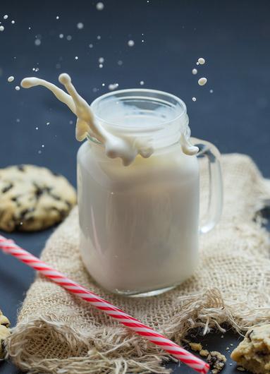Cookie Milk Splash