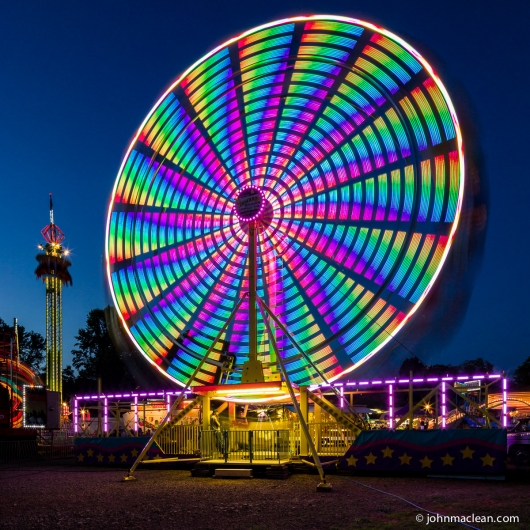 Ferris Wheel Franklin Nc John Maclean On Fstoppers