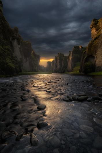 Icelandic Canyon