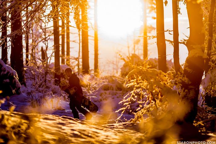 Wojtek Pawlusiak Snowboard