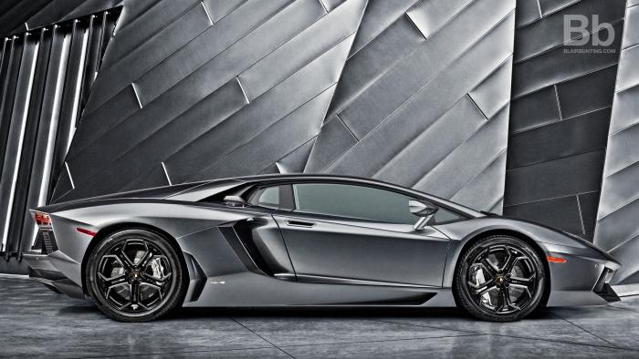Fs Original Shooting The Lamborghini Aventador With