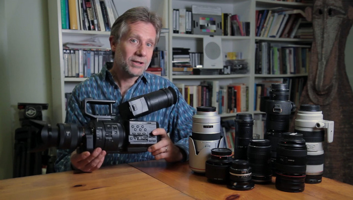 4 Days In Depth Look With The Sony NEX-FS700