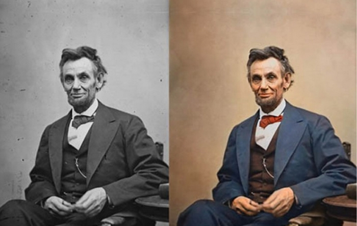 How amazing colorization of black and white photos are done fstoppers