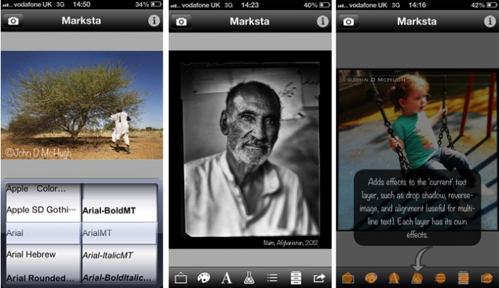 Iphone App For Watermarking Photos