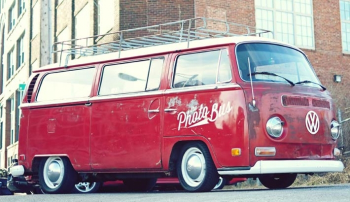 Mobile Photo Booth In A Volkswagen Bus | Fstoppers