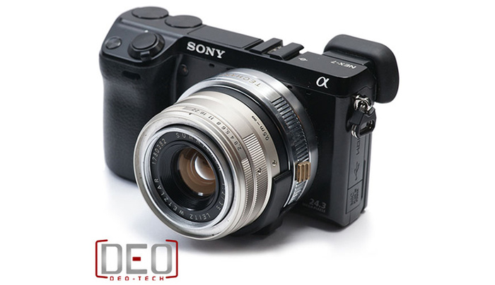 how to put sony a7 into log