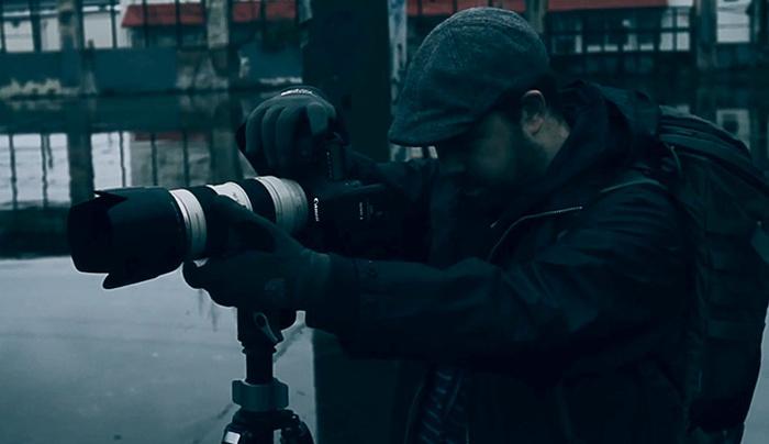 Follow Brian Matiash As He Goes Urban Exploring For Unique Images
