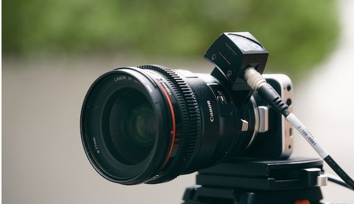 Hands on with the Blackmagic Pocket Camera