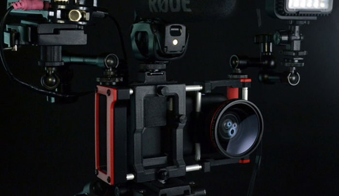 Beastgrip Universal Lens Adapter Turns Your Phone Into The ...