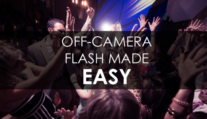 Easy Off-Camera Flash For Wedding Photographers