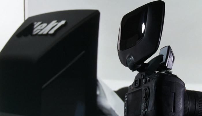 Flekt: Studio Quality Light from Your Pop-Up Flash?
