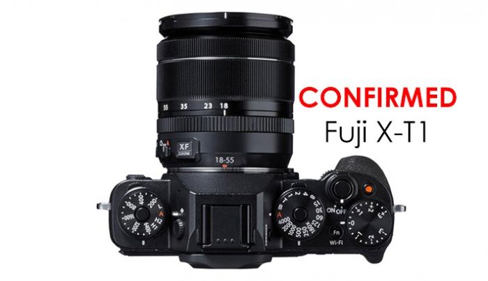 Developing News – Fuji Confirms Their New X-T1 Camera