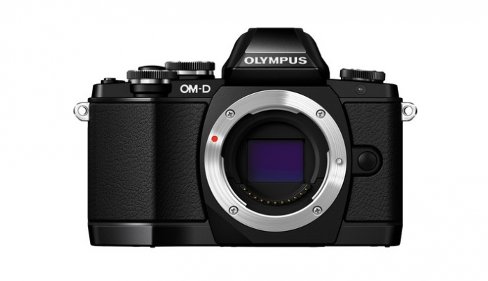 Olympus Adds New OM-D E-M10 Camera, Combining Aspects of the E-M1 and E-M5