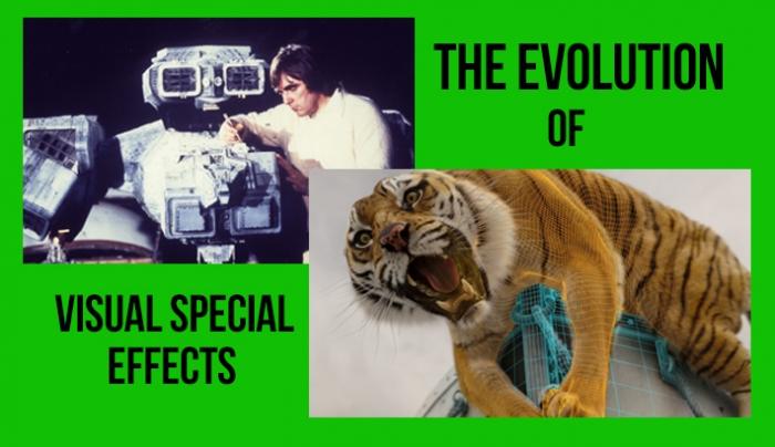 Watch the Evolution of VFX Through Academy Award Winning Movies