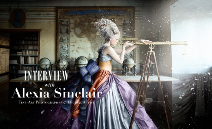 Interview With Australian Fine Art Photographer and Digital Artist Alexia Sinclair