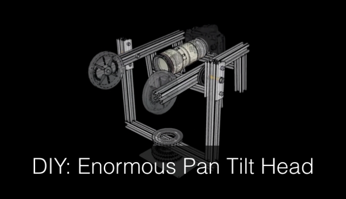 Stefan Kohler S Diy Pan Tilt Panorama Head Supports 13 2