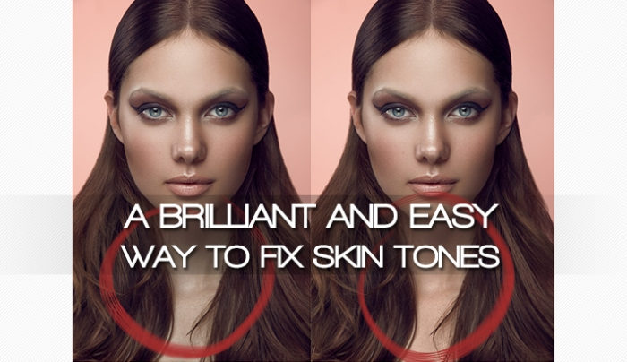 A Brilliant And Precise Way To Correct And Match Tones In Photoshop