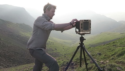 Shooting Landscapes With a Large Format Camera