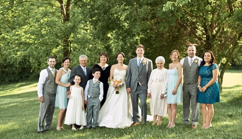 Take Better Family Formals, Get Better Wedding Clients