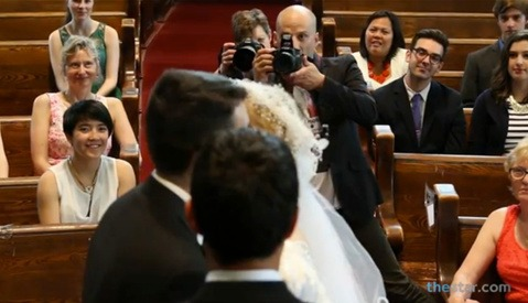 "A Master Class in ""Uncle Bob"" Wedding Photography"