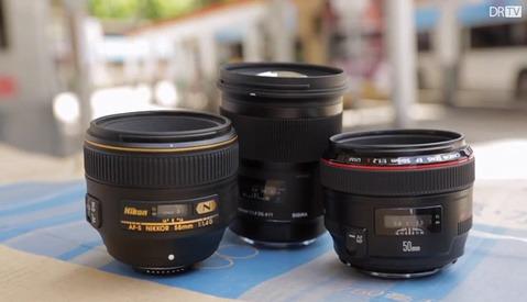 Battle of the Fast 50mm: Sigma f/1.4 Art vs. Canon f/1.2L vs. Nikon 58mm f/1.4G