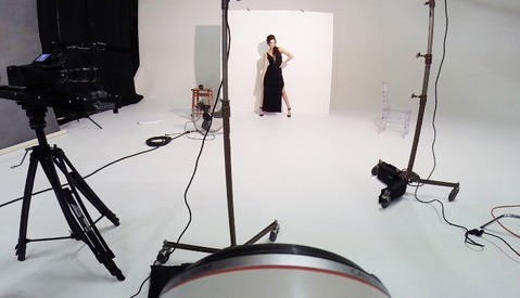 Behind The Scenes – Up The Ante With A GoPro