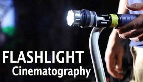 Amazingly Effective DIY Flashlight Lighting Setup
