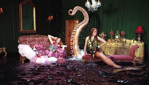 Creating Magic - Miss Aniela's Non-Photoshopped Nikon Campaign