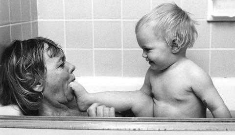 50 Year Old Forgotten Photos Of Motherhood From Around The World