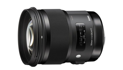 Sigma 50mm f/1.4 Art for Canon Back in Limited Stock