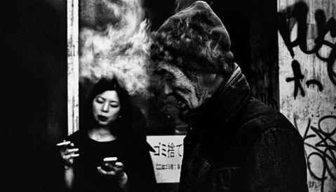 Tokyo in Black and White: The Street Photography of Tatsuo Suzuki