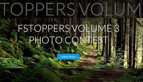 Weekly Contest: Win a Feature on Fstoppers!