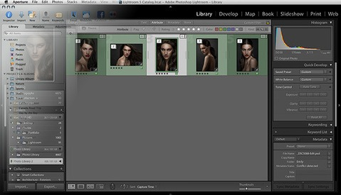 Adobe Develops Guide To Move From Aperture To Lightroom
