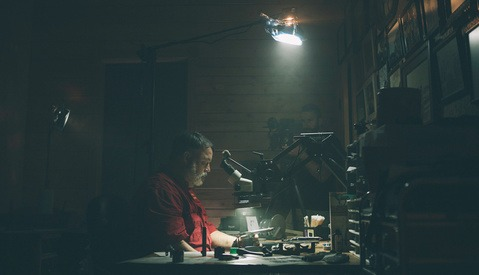 "An Awesome BTS Look at Filmmaker Joe Simon's Documentary Short ""Gerry"""
