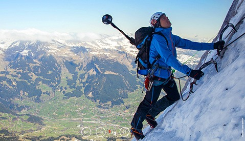 Project360 Uses GoPro Array To Capture The Experience Of Climbing The Eiger