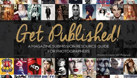 5 Pro-Tips for Publishing Your FIRST Fashion Editorial