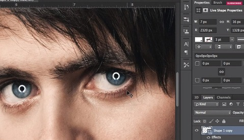 No Ring Light? No Problem! How to Create the Effect in Post