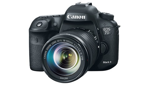Finally, Canon Announces the 7D Mark II