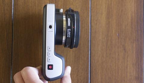 The Metabones EF Speedbooster for the Blackmagic Pocket Cinema Camera Rocks