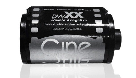 CineStill bwXX Now Available in Limited Quantities