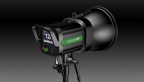 Phottix Announces The Indra500 TTL - A 500w/s Strobe With TTL and HSS