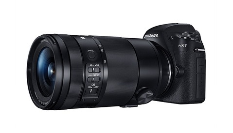 Samsung Announces the NX1, a More Serious Camera with 28MP and 4K Video