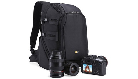 The Case Logic Luminosity Medium DSLR Backpack Has a Large Profile, but Compact Interior