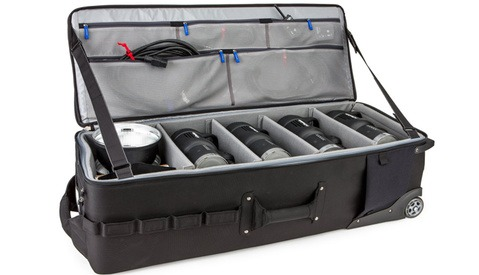 """Think Tank Unveils Premium High-End Bags and Massive """"Production Manager"""" Case"""