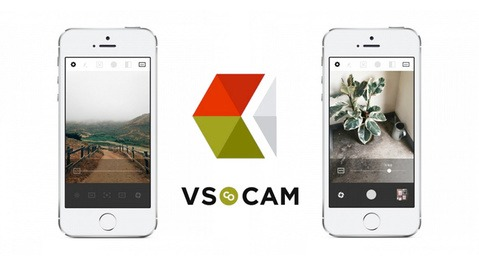 VSCO CAM 3.5 for iOS 8 Now Available