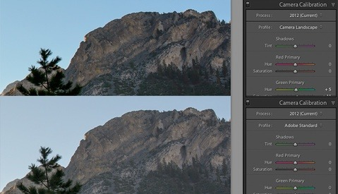 """Restore that """"Back of the Camera"""" Look in Adobe Lightroom 5"""