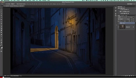 Brilliant Photoshop Tutorial On How To Turn Day To Night