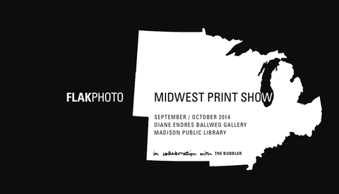 Interview with Andy Adams on his FlakPhoto Midwest Print Show